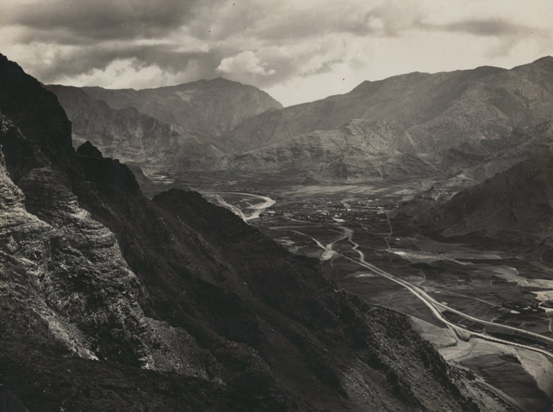 The Khyber Pass in the 1920s